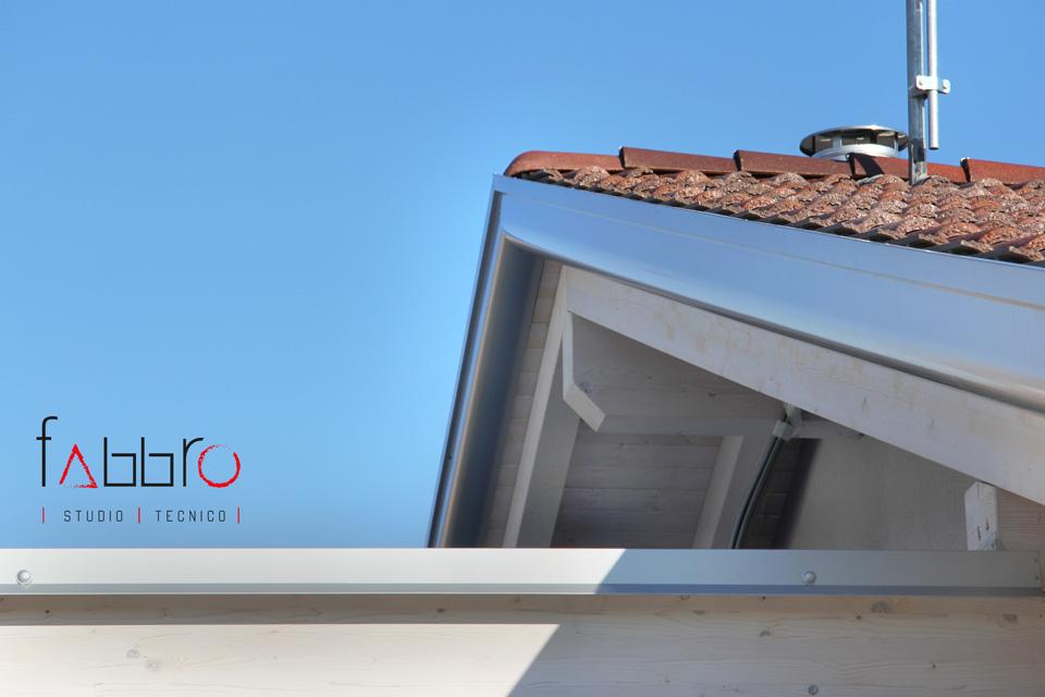 studio tecnico fabbro particolare del tetto